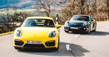 Porsche Cayman GTS, Porsche Cayman